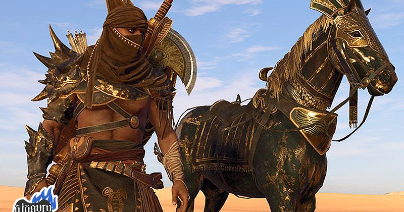 How To Get All Curse Of The Pharaohs Legendary Outfits And Mount
