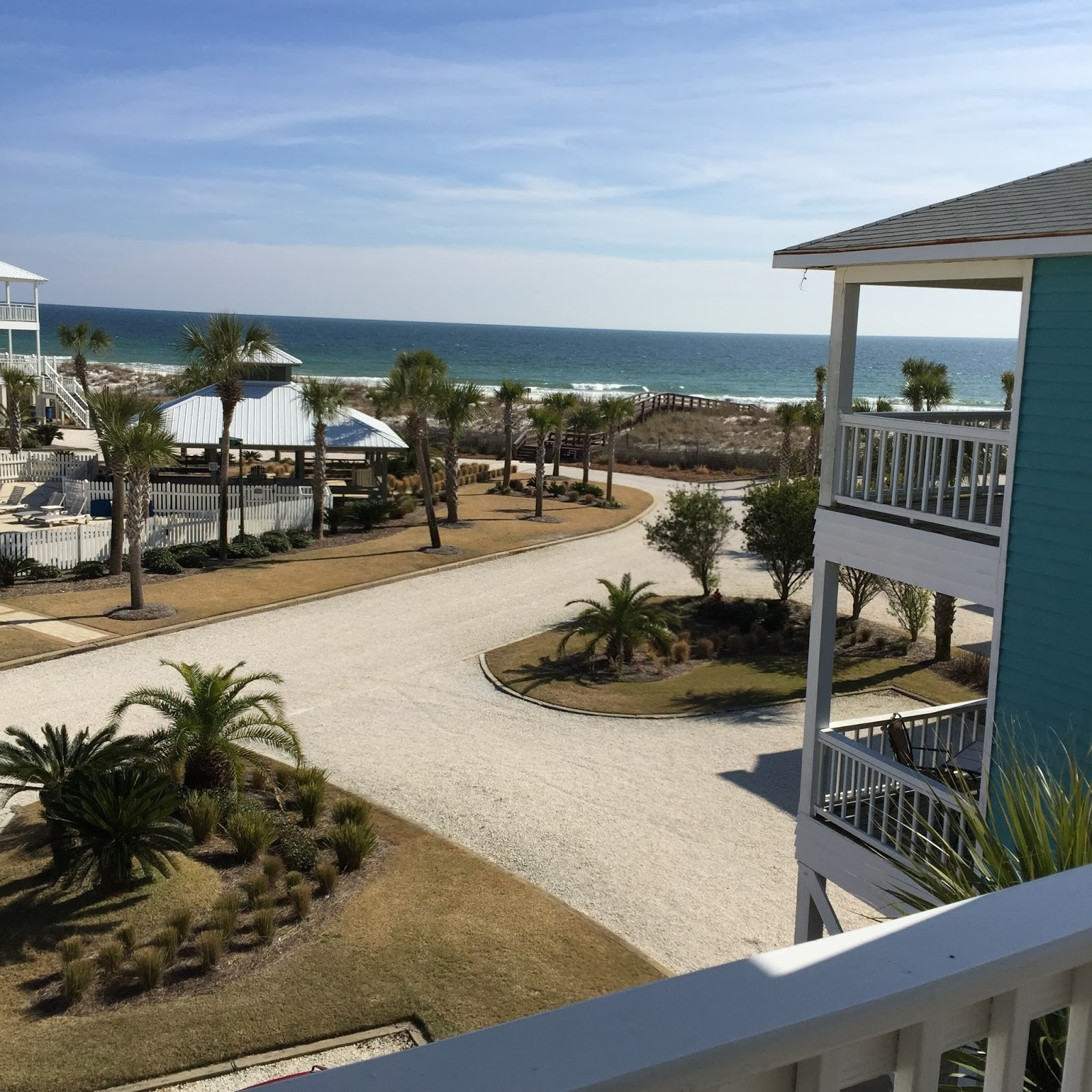 Fort Morgan Beach Houses: Sea Glass Cottage : Beach House Hunting