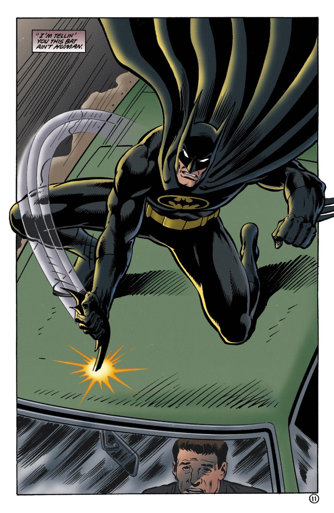 Detective Comics (1937) 719 Page 11
