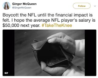 NFL Trump Memes Kneeling