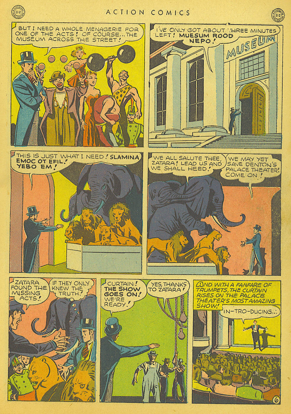 Read online Action Comics (1938) comic -  Issue #91 - 47