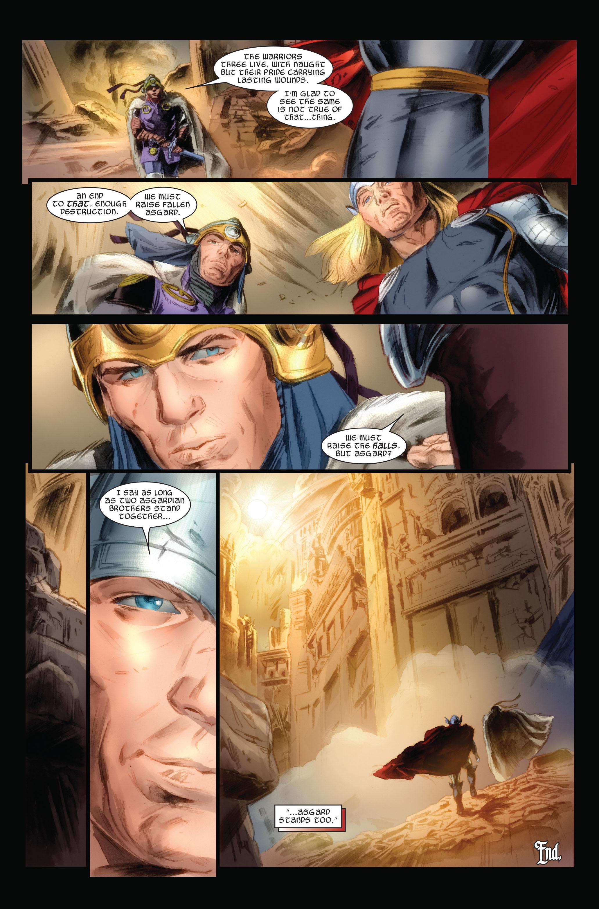 Thor (2007) Issue #610 #23 - English 24