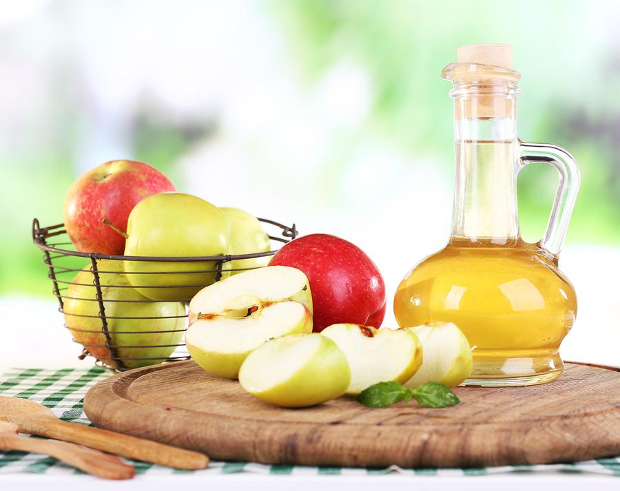 vinegar for beauty