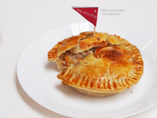 Chicken Pie RM 13.90
