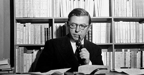 """J.P Sartre : """"La filosofía tiene que serlo todo, o no ser nada"""""""