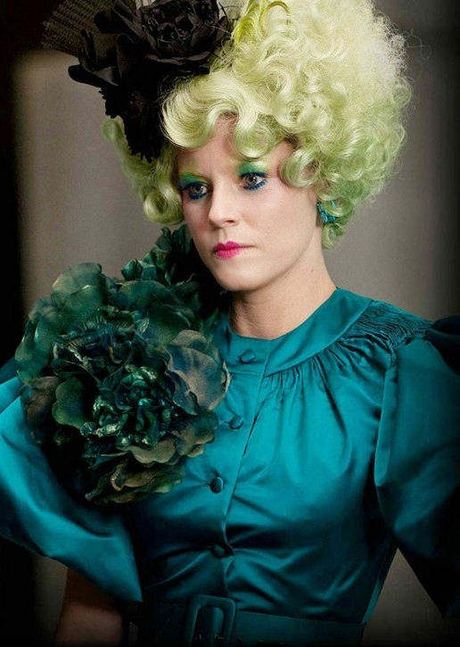 La Bouilloire Noire: Fashion Icon: Effie Trinket  La Bouilloire N...