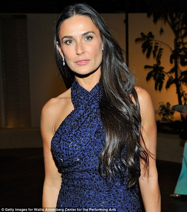 33 Stunning Demi Moore Hairstyles Hairstylo
