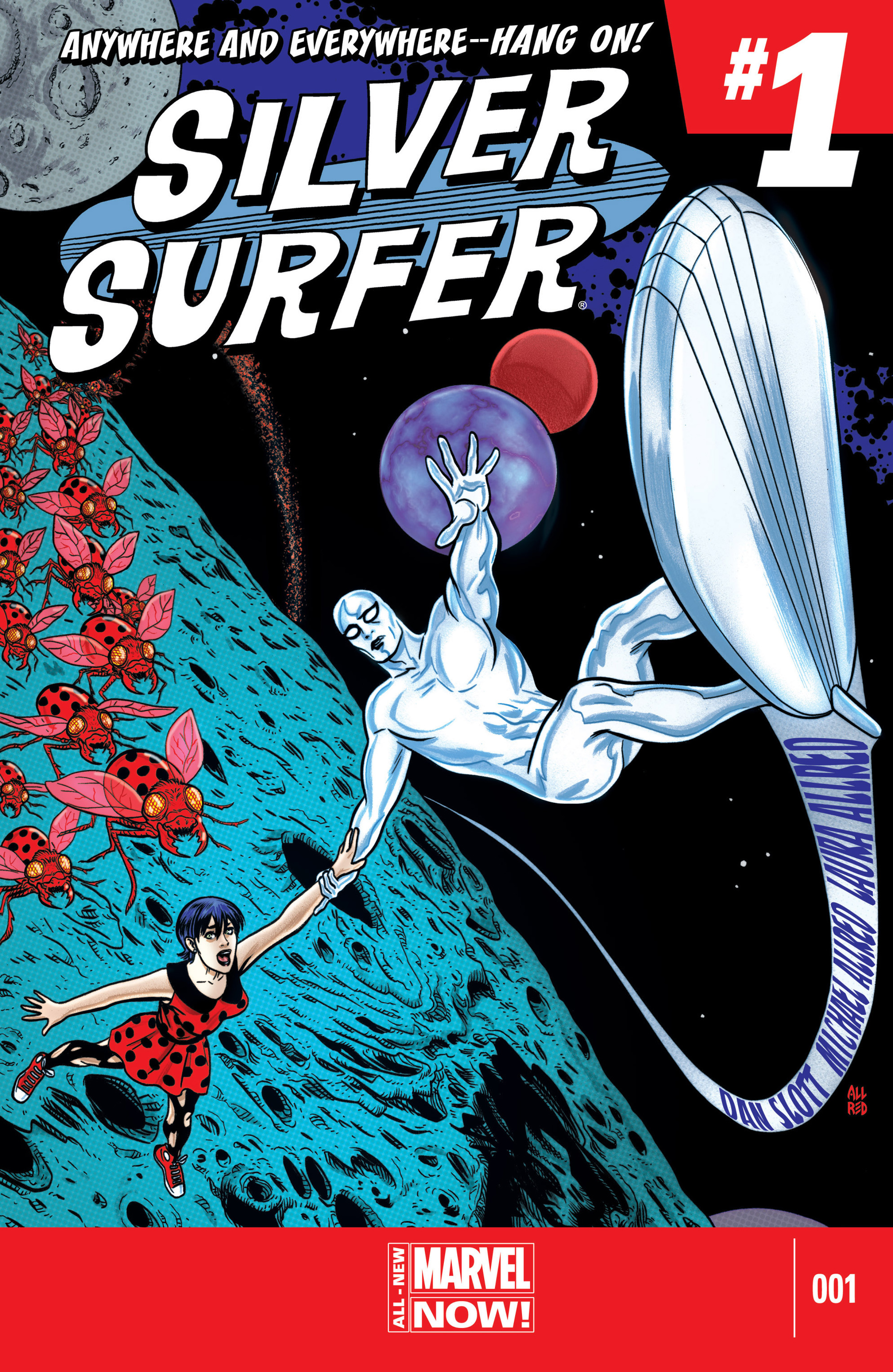 Silver Surfer (2014) 1 Page 1