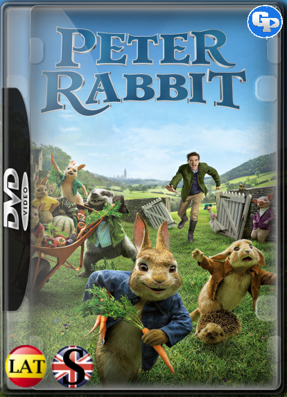 Las Travesuras de Peter Rabbit (2018) DVD5 LATINO/INGLES
