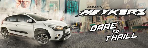 Spesifikasi Harga Toyota Yaris Bandung
