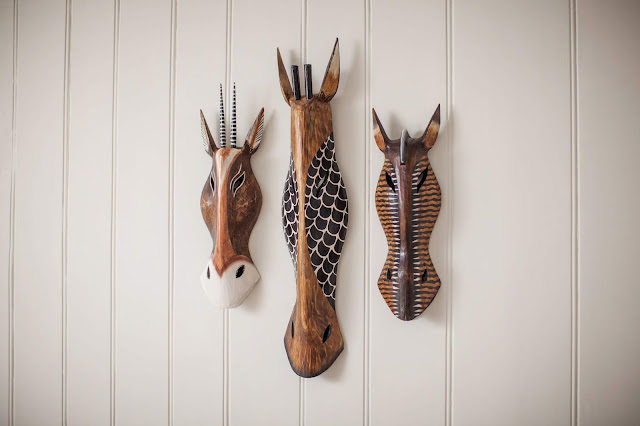 Savanna Animal Masks