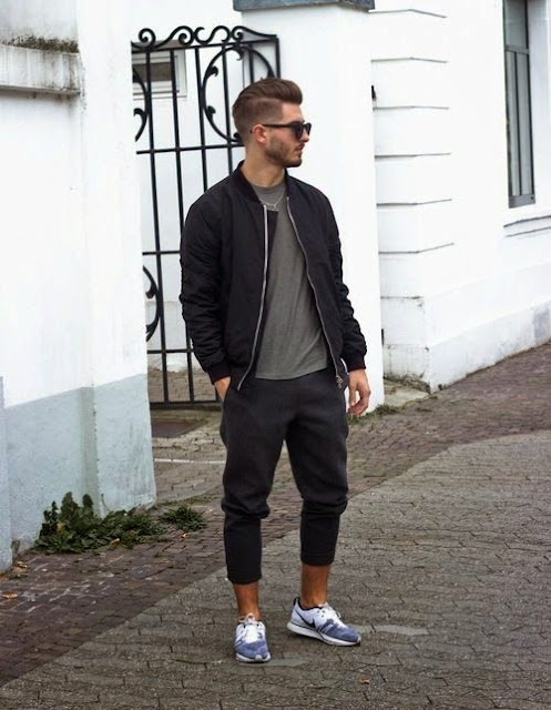 jaqueta masculina bomber