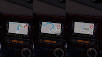 Ets2 Google Maps Navigation Screenshots