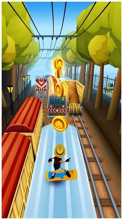 download game subway surfers mod apk versi terbaru