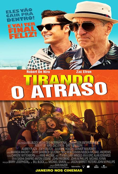 Tirando o Atraso [Dual Audio] BDRip XviD