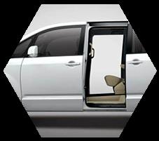 Sliding Door Mitsubishi Delica