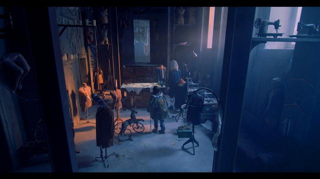 Hình ảnh phim Cánh Cửa Nhiệm Màu