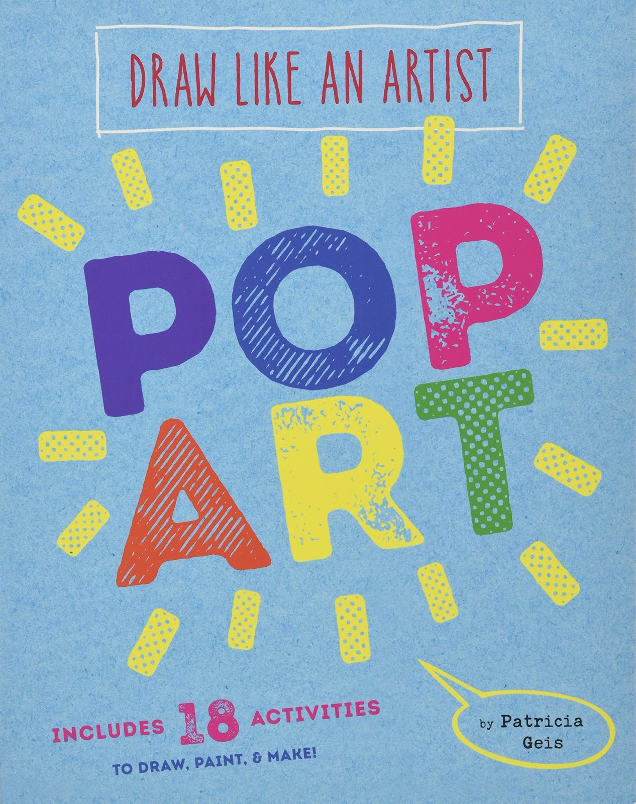 How To Draw Pop Art For Kids