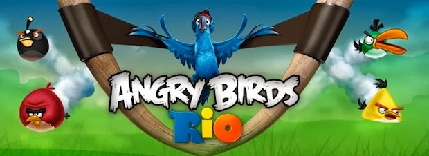 Angry Birds Rio 1.1.0 - Full Version Free Download For PC | By MEHRAJ