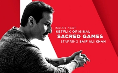 Saif Ali Khan New Upcoming 2017 movie Sacred Games latest poster release date star cast, 2017 hit or flop