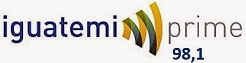 Rádio Iguatemi Prime FM 98,1 ao vivo
