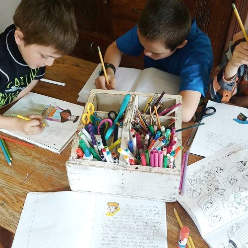 3 Sneaky Tricks for When You Can't Teach All-the-Things in Your Homeschool