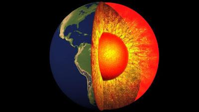 Els científics creuen haver identificat el tercer element del nucli terrestre: el silici