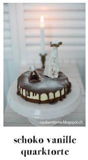 schoko vanille quarktorte, kinderschokolade torte, kinderschokolade quarktorte