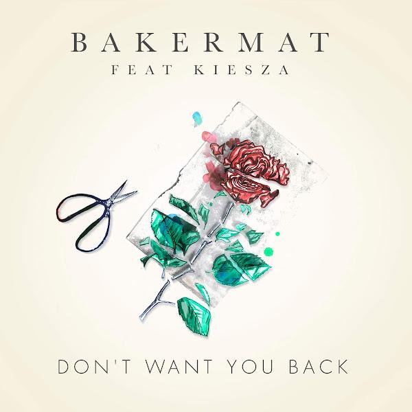 Bakermat - Don't Want You Back (feat. Kiesza) - Single Cover