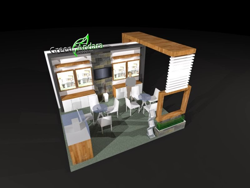 inexpo 2014 booth display event DESIGN HILITE