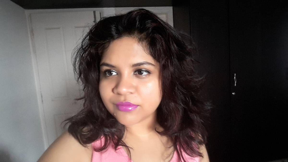 Etude House Color in Liquid Lips Purple Friday