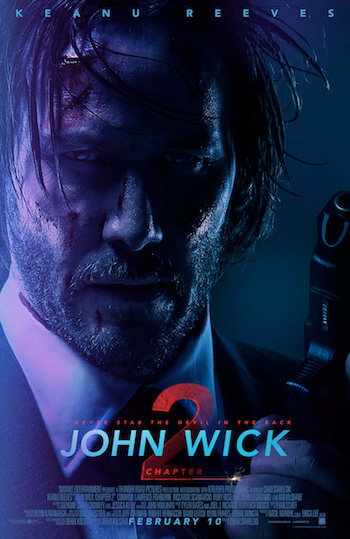 John Wick Chapter 2 2017 HDTS English 850 MB