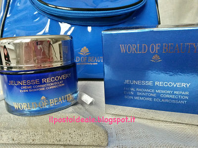 World of Beauty Jeunesse Recovery Cream