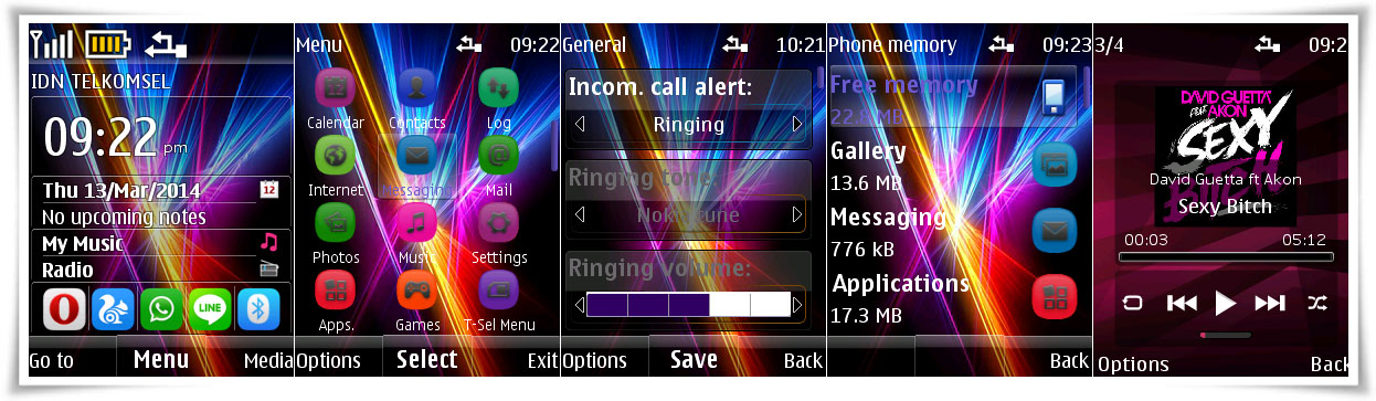 Free download themes for nokia 515