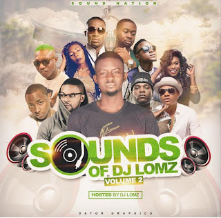 Mixtape: Sounds of DJ LOMZ Vol. 2