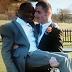 Oga o.. Former Nollywood Actor, Kayode Ogunyemi marries his Irish husband.... photos