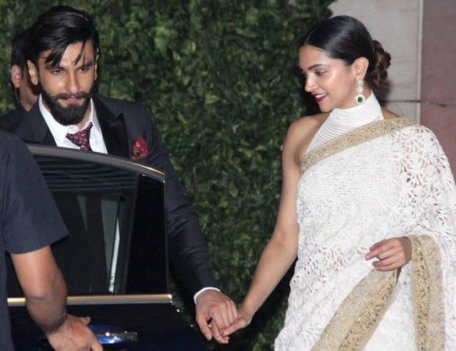 Deepika And Ranveer Shut Rumours In Style