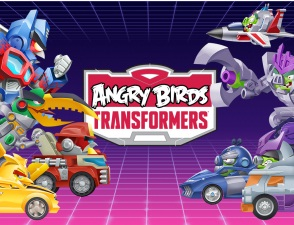gambar angry birds transformers