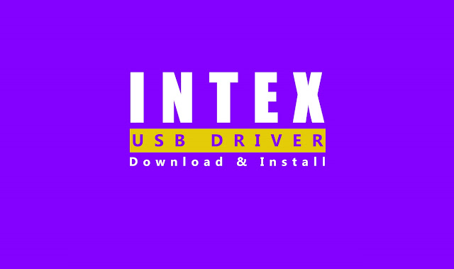 Intex USB Drivers