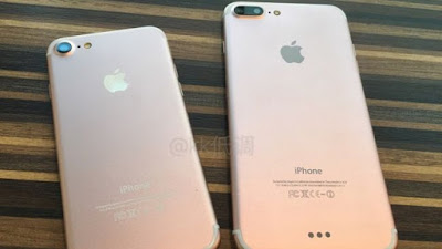 Leak: Again Apple iPhone 7 and iPhone 7 Plus Surfaces