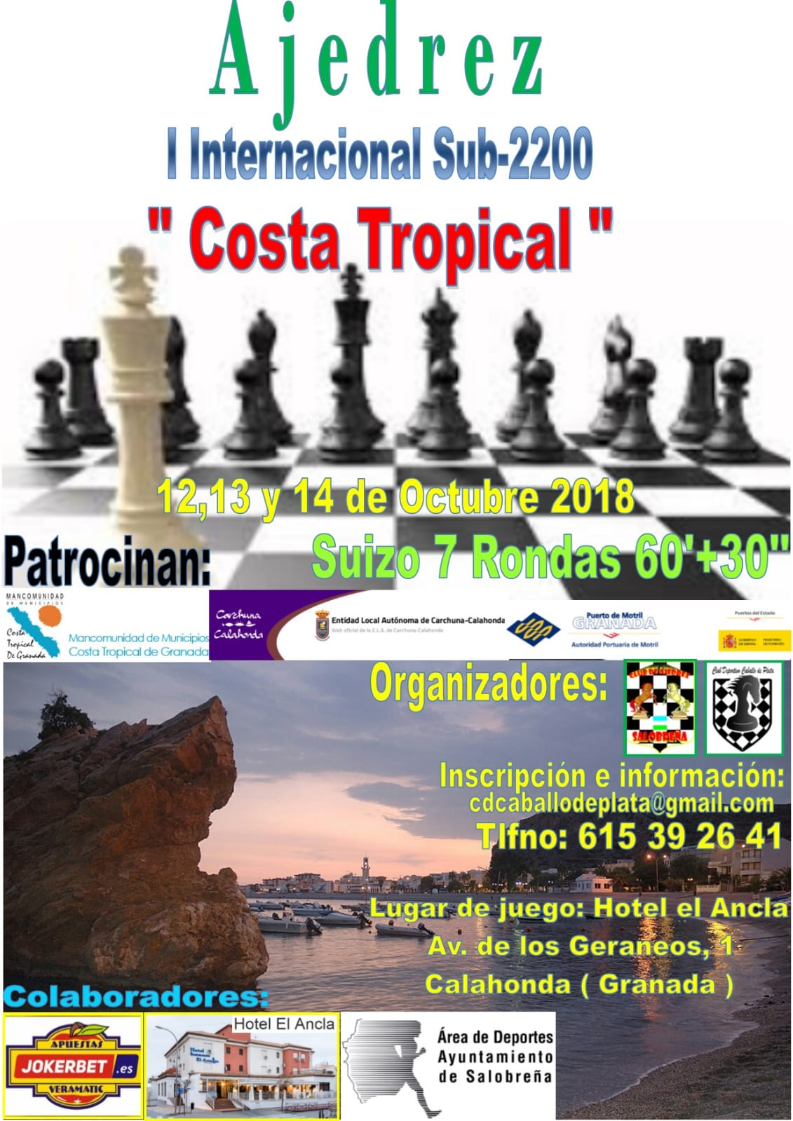 I Internacional Sub 2200 Costa Tropical de Granada...