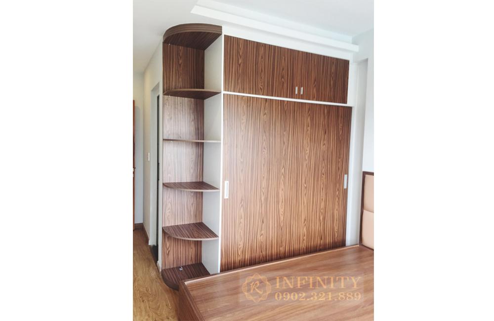 Bán căn hộ Everrich Infinity 73n2 phòng ngủ nhỏ