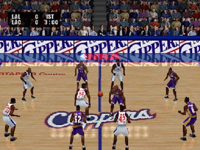 لعبة كرة السلة للمحترفين موقع ارض الالعاب