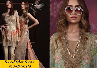 Sana Safinaz - Luxury Collection 17