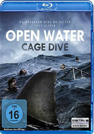 Open Water 3 Cage Dive 2017 BluRay 450MB English 720p Watch Online Full Movie Download bolly4u