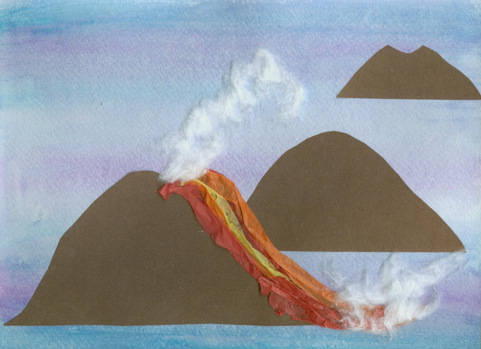 Volcano Project Ideas For Kids