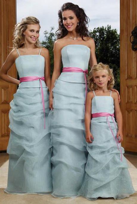 Vestido de madrina de boda