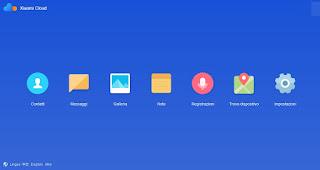 Backup Xiaomi