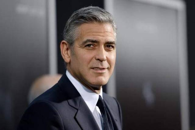 George Clooney Jadi Bapak Baptis Dari Putra Pangeran Harry Dan Megan Markle