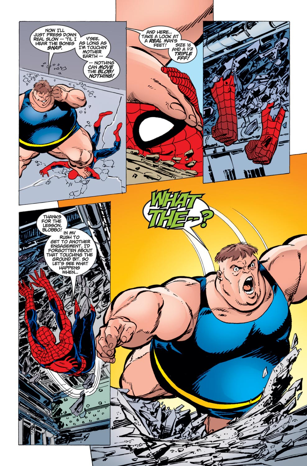 The Amazing Spider-Man (1999) 11 Page 17